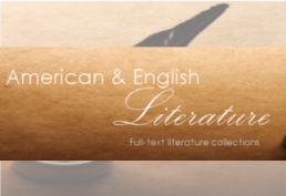 american and english literature
